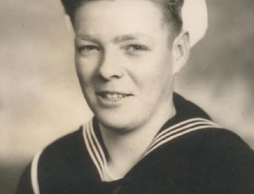 Veteran Arthur W. Beever