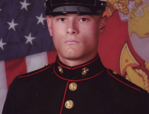 Corporal Drew Geib