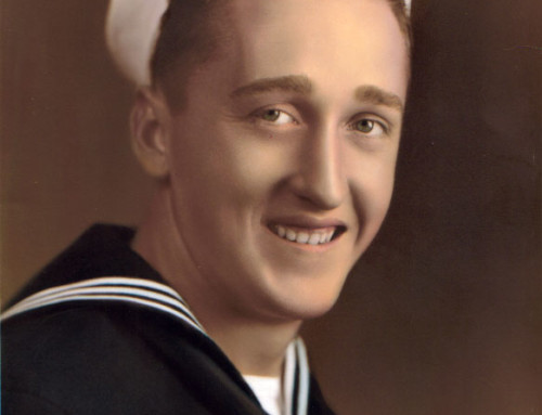 Veteran Claude M. Turnell